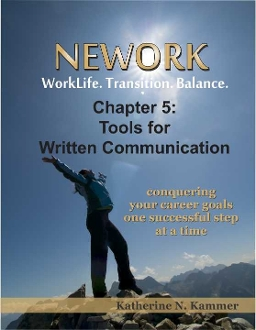 NEWORK Chapter 5: Tools for Written Communication - PDF Download