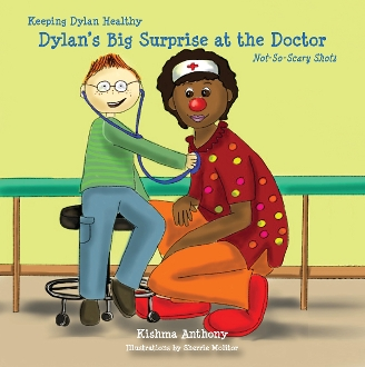 Dylan's Big Surprise at the Doctor - eBook for iPad/iPhone