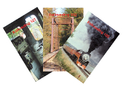 Railroading Book Set