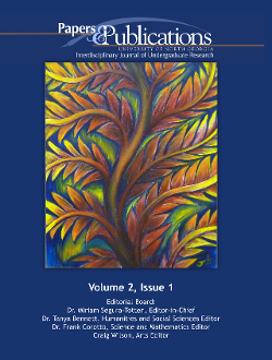 Papers & Publications - Vol 2 Issue 1