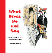 What Birds Do and Say