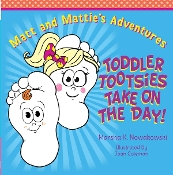 Toddler Tootsies Take On the Day!