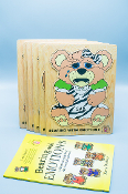 Bearing with Emotions Book and Puzzle Set